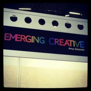 Emerging creatives 2013