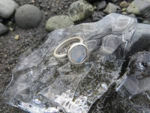 Ring in Iceland