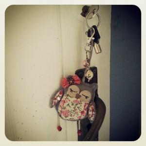 Owl keys
