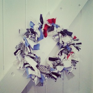Studio wreath